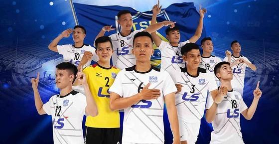 Thái Sơn Nam đang hướng đến mục tiêu bảo vệ ngôi vô địch mùa này. Ảnh: TSNFC