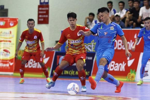 """""""Hủy diệt"""" Tân Hiệp Hưng 5-1, Kardiachain Sài Gòn FC trở lại đường đua ảnh 1"""