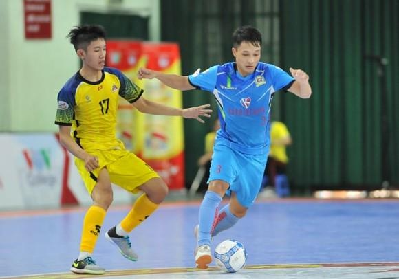 Giải futsal VĐQG 2019: Sahako tiếp tục bám đuổi ngôi đầu ảnh 1
