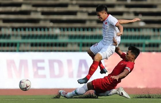 Đội U22 Việt Nam cần nhiều trận giao hữu quốc tế để kiểm nghiệm. Ảnh: DŨNG PHƯƠNG