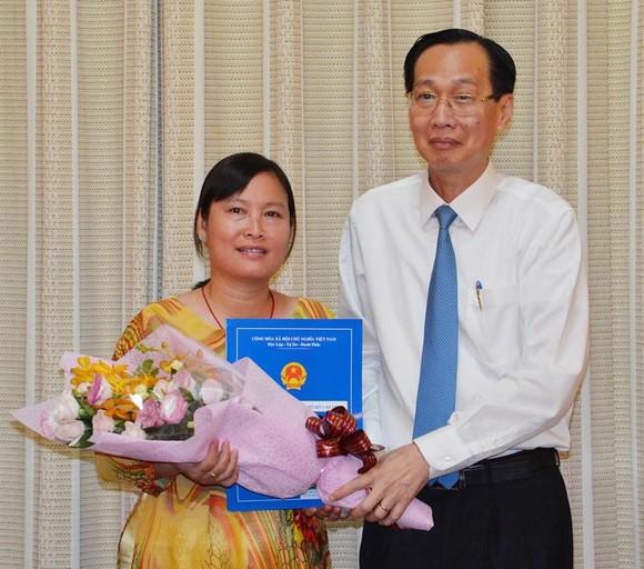 Bà Huỳnh Thị Tuyết Nhung làm Chủ tịch HĐTV Công ty TNHH MTV Dịch vụ cơ quan nước ngoài ảnh 1