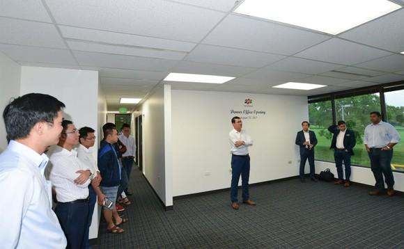FPT mở văn phòng thứ 4 ở Mỹ ảnh 1