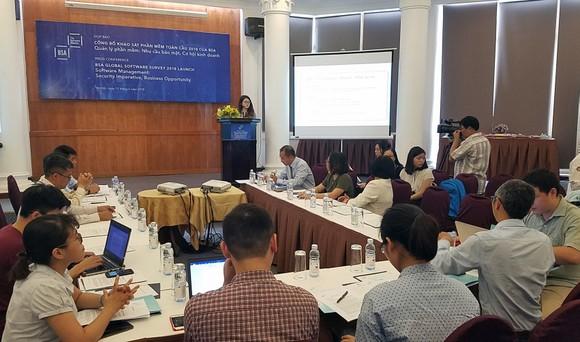 Tỷ lệ phần mềm không bản quyền trong máy tính ở Việt Nam giảm còn 74% ảnh 1