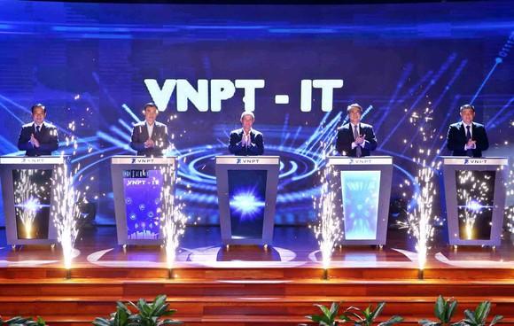 VNPT đặt mục tiêu trở thành nhà cung cấp dịch vụ số hàng đầu Việt Nam ảnh 1