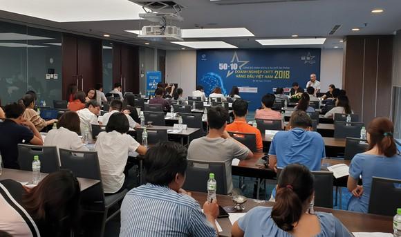 Công bố 10 doanh nghiệp Việt Nam có năng lực công nghệ 4.0 tiêu biểu ảnh 1