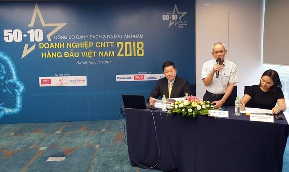 Công bố 10 doanh nghiệp Việt Nam có năng lực công nghệ 4.0 tiêu biểu ảnh 3