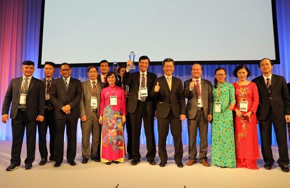 Việt Nam được trao 4 Giải thưởng ASOCIO 2018 ảnh 3
