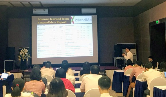 Đầu tư 4,5 triệu USD nghiên cứu giải mã bộ gen người Việt ảnh 1