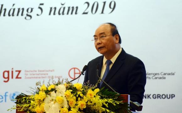 Thủ tướng Nguyễn Xuân Phúc: Sự sáng tạo của con người là vốn quý giá nhất! ảnh 1