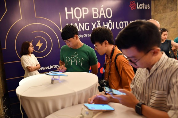 Chính thức giới thiệu mạng xã hội Việt Lotus ảnh 3