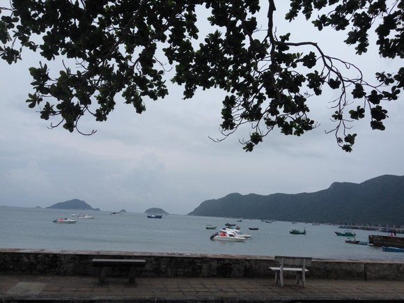 A corner of Con Dao Island (photo: U.Phuong)