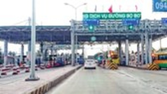 Road management agency asks toll stations to shut down in heavy rain