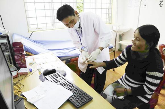 Medical networks in disadvantaged villages improved