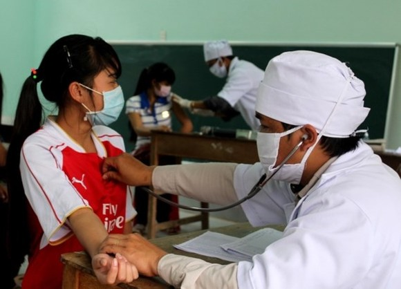 One dead, seven affected by diphtheria in central Vietnam