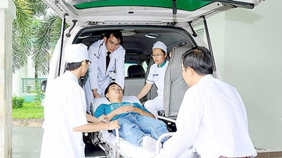 Over 160,000 people hospitalized during six Tet days in HCMC