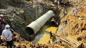Trial opening in broken water pipeline case in Da River