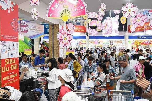 Consumers only buy good, cheap Vietnamese commodities
