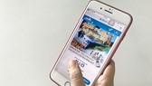 Train tickets sold via smartphones