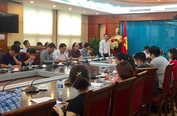 The press conference about the launching of the 11-digit mobile phone number conversion