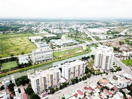 The Saigon Hi-tech Park. Photo by Hoang Hung
