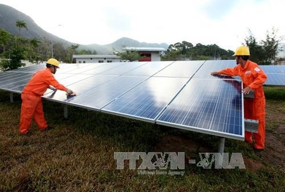 Tay Ninh draws over VND14.3 trillion in solar power projects
