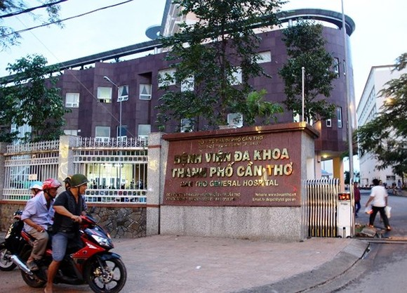 The General Hospital of Can Tho (Photo: SGGP)