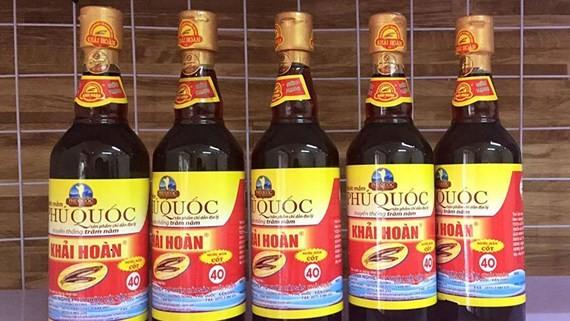 Vietnam's Phu Quoc fish sauce at risk of losing export market