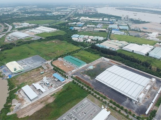 HIep Phuoc Industrial Park (Photo: SGGP)