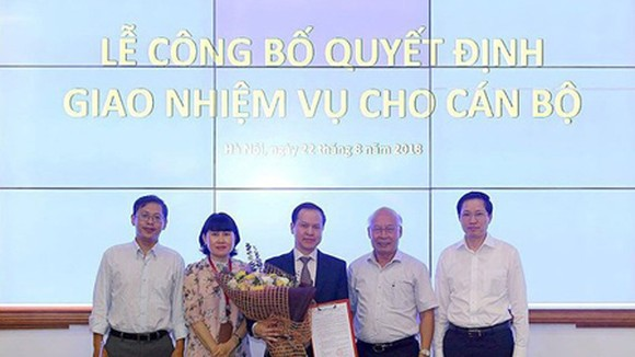 MobiFone organized the inauguration ceremony of the new director.