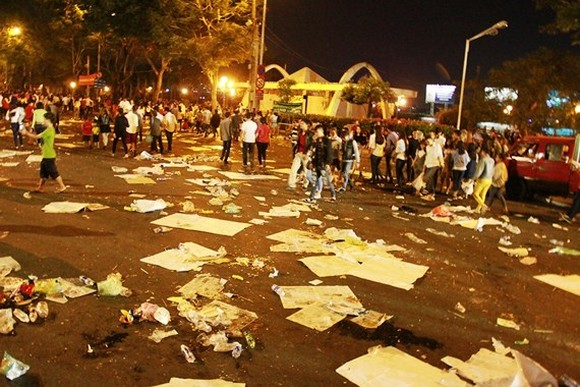 HCMC to install cameras to catch litterbugs