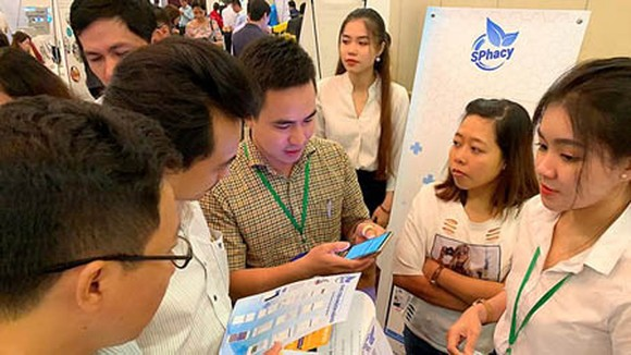 HCMC is full of startup activities