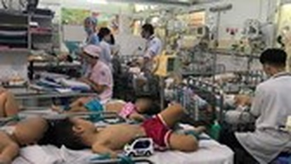 Dengue, hand-foot and mouth cases climb in southern province of Binh Duong