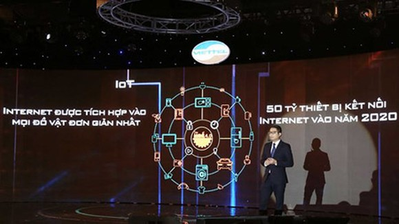 Many Vietnamese companies have introduced various solutions and products based on IoT