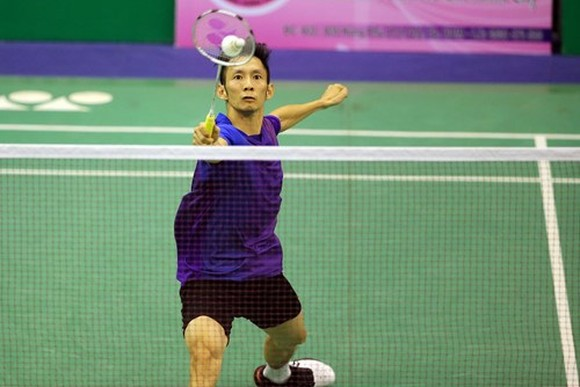 Vietnamese player triumphs at int'l badminton tourney in New Zealand