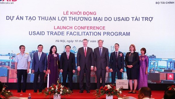 Ministry of Finance, USAID launch Trade Facilitate program