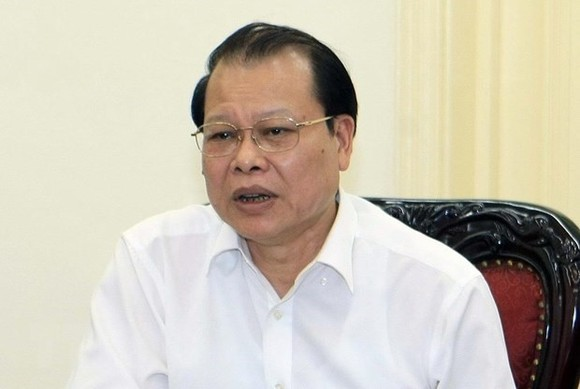 Vu Van Ninh, former member of the Party Central Committee and Government's Party Civil Affairs Committee and former Deputy Prime Minister (Photo: VNA)