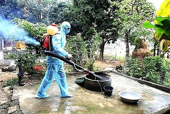Health Ministry sets up inspection team after 11 die from dengue fever