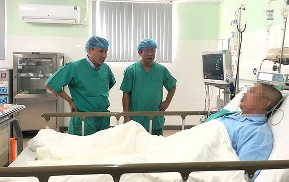 One more cross-country heart transplantation in Hue