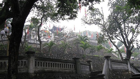 Cua Ong Temple is recognized as a special national relic site (Photo: WIKIPEDIA)