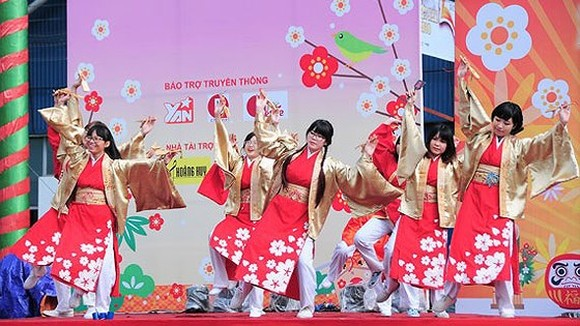 The fifth Vietnam- Japan Festival will open at September 23 Park