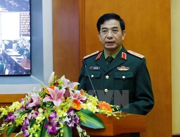 Sen. Lieut. Gen Phan Van Giang (Source: VNA)