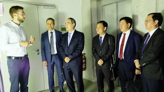 European visit draws future image of HCMC