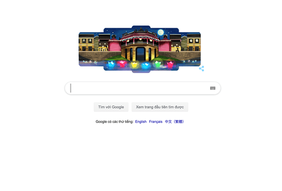 Google Doodles honors Hoi An ancient town