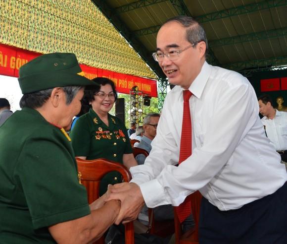 Họp mặt truyền thống Cách mạng Sài Gòn - Chợ Lớn - Gia Định - TPHCM ảnh 5