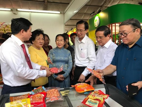 Chợ phiên nông sản TPHCM: Phát hiện và tôn vinh những sản phẩm nông nghiệp chủ lực của TPHCM ảnh 3