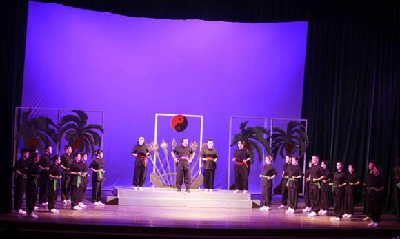 Liên hoan Nghệ thuật sân khấu chuyên nghiệp Tuồng, Bài chòi và Dân ca kịch toàn quốc năm 2018 ảnh 1
