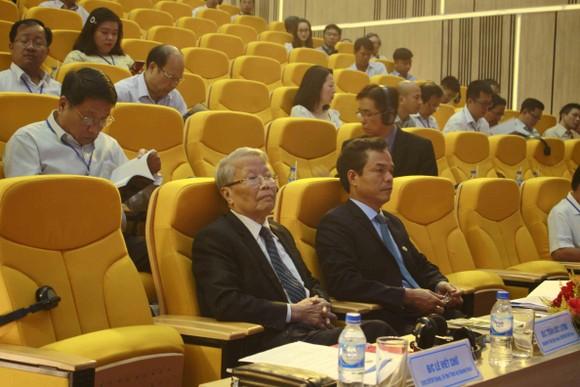 Hội thảo quốc tế về giá trị di sản công viên địa chất Lý Sơn-Sa Huỳnh ảnh 2