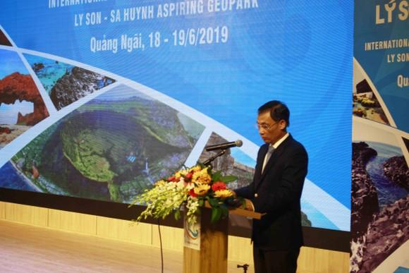 Hội thảo quốc tế về giá trị di sản công viên địa chất Lý Sơn-Sa Huỳnh ảnh 3