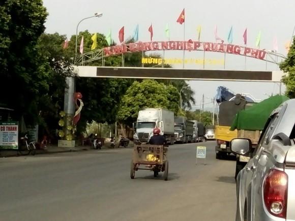 Xử phạt vi phạm môi trường công ty thủy sản Phùng Hưng (Quảng Ngãi) ảnh 1