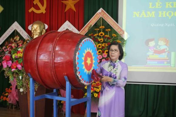 Hơn 3 tỷ đồng ủng hộ Trung tâm Nuôi dạy trẻ khuyết tật Võ Hồng Sơn ảnh 1
